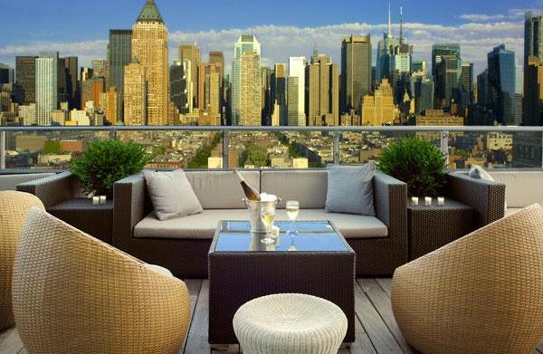 Best rooftop lounges