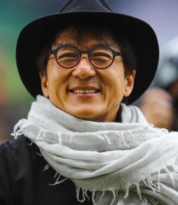 Jackie Chan 2017 WEC 6 Hours of Shanghai