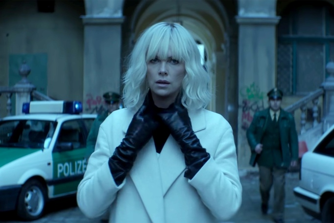 Charlize Theron in 'Atomic Blonde'