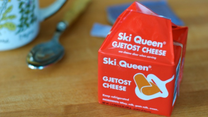 Gjetost: That weird brown cheese from
