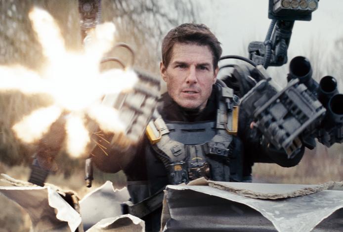 Is Tom Cruise still sci-fi's greatest