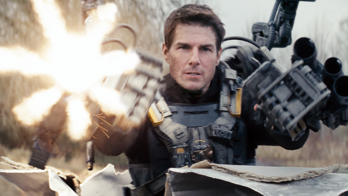 Is Tom Cruise still sci-fi's greatest