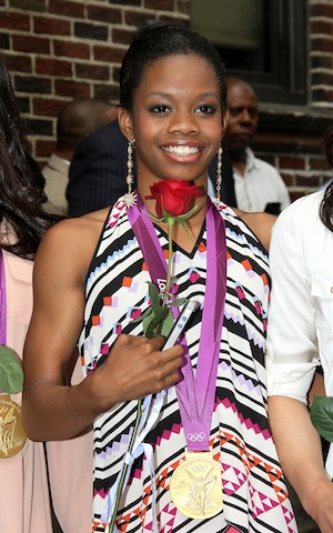 Gabby Douglas gets new hair thanks to Ted Gibson