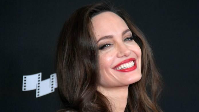 Angelina Jolie Is Teaching Her Kids
