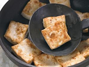 Garlic Herb Tofu