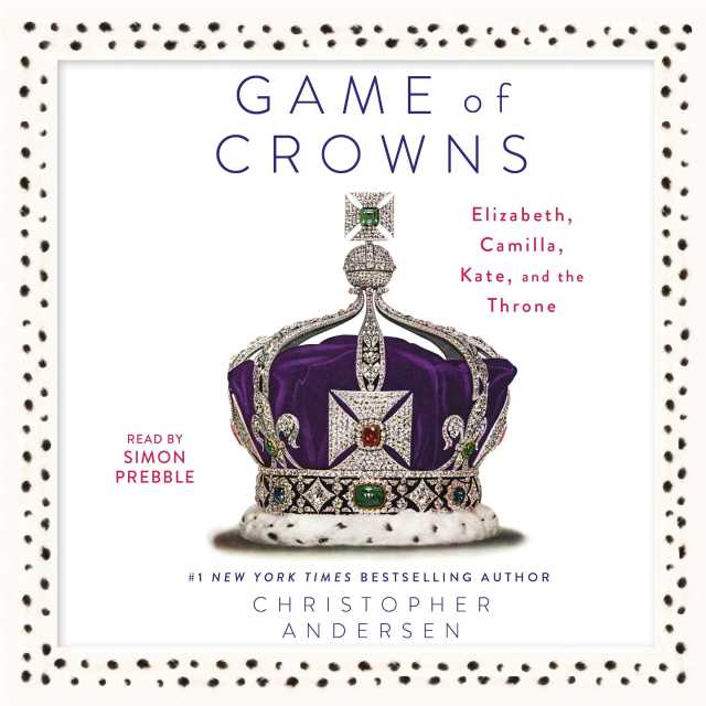 Game of Crowns book cover