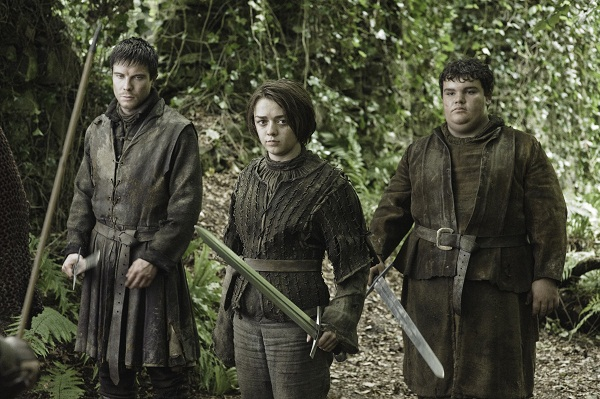 Game of Thrones season 3 episode 2
