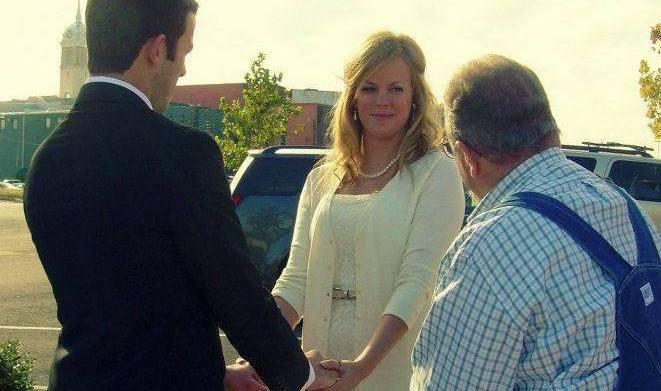 I got married on a Tuesday