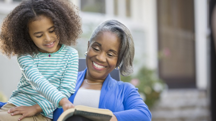 Why grandparents still need to be