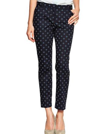 Gap geometric pants