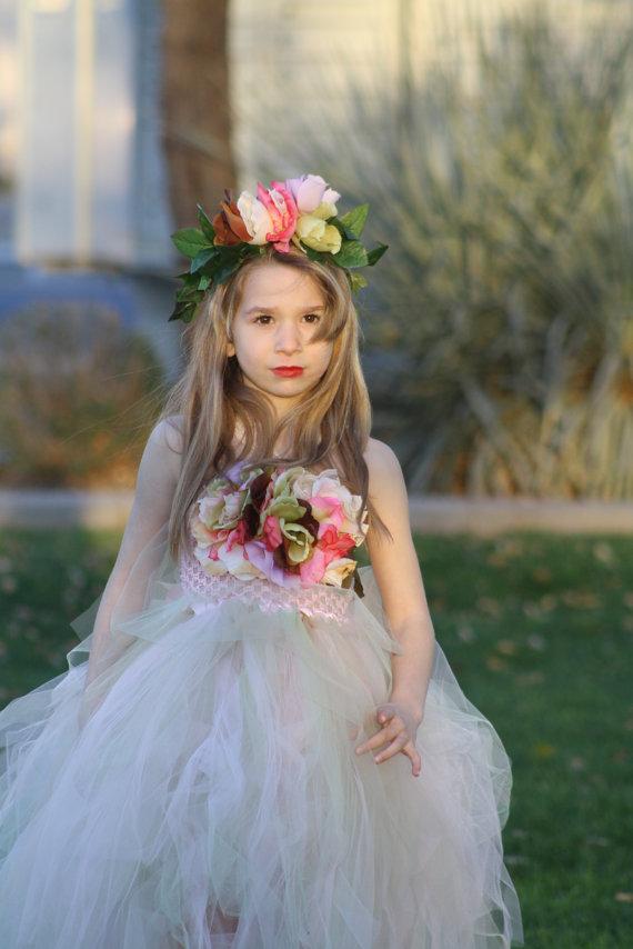 garden fairy costume
