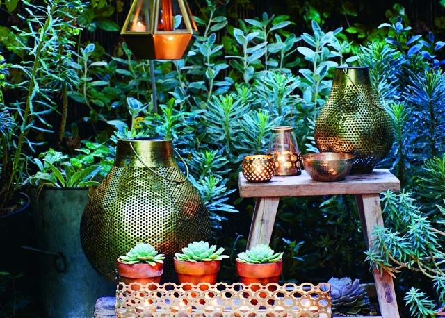Garden party lanterns