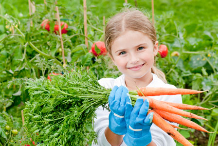 Spring Gardening Ideas For Young Kids Sheknows