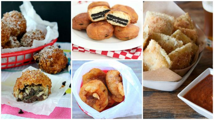 17 Glorious deep-fried fair foods you