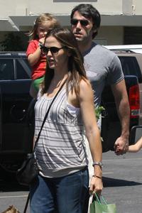 Jennifer Garner pregnant?