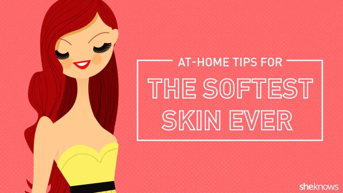 8 Homemade dry skin remedies (INFOGRAPHIC)