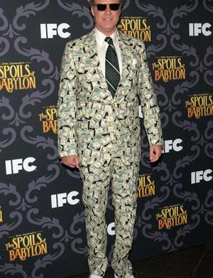 Friday's Fashion Fails: Will Ferrell and