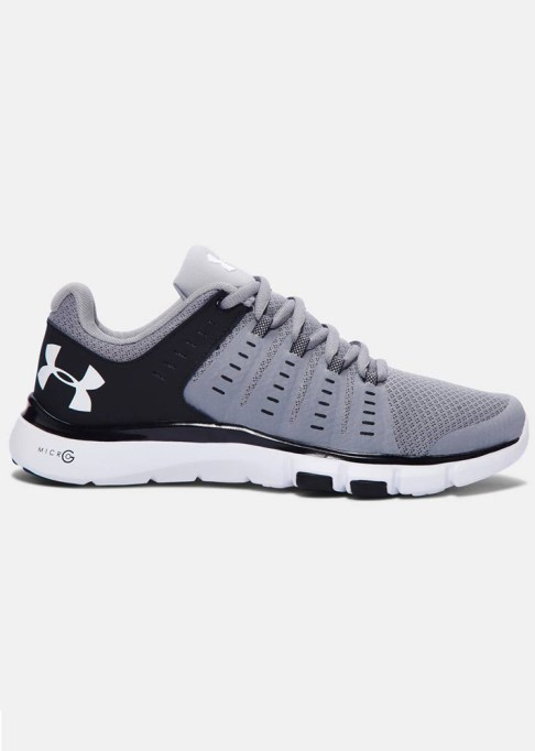Ultra Comfy Workout Sneakers: Under Armour MicroG Limitless 2 Team | Workout Gear 2017