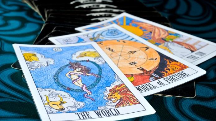 Good Luck of Tarot cards