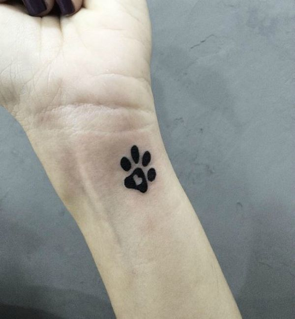 41 Dog Tattoos To Celebrate Your Four Legged Best Friend