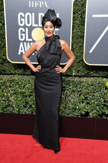 Best Golden Globes fashion 2018: Tracee Ellis Ross