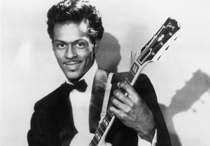 These celebrities died in 2017: Musician Chuck Berry