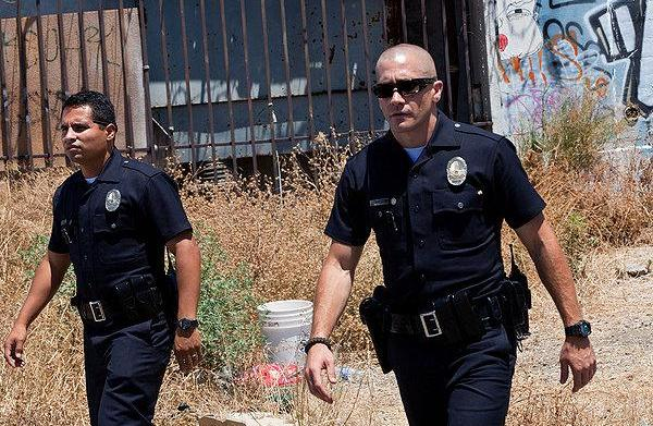 End of Watch movie review: Thrill