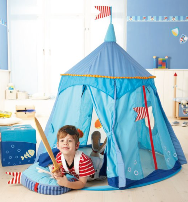 Pirate-Inspired Gifts For Your Littlest Mate: HABA Pirate's Treasure Play Tent