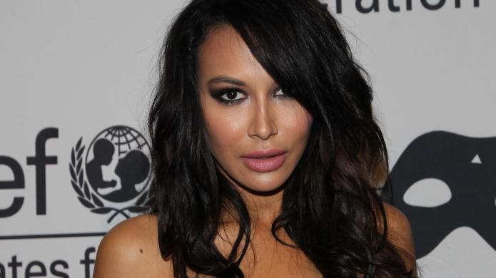 Naya Rivera is majorly unimpressed with