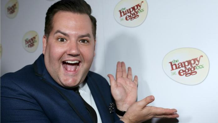 Ross Mathews doesn't want to fit