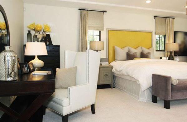 How to brighten up your bedroom