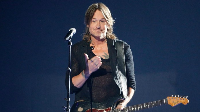 Keith Urban's New Song Is Dedicated
