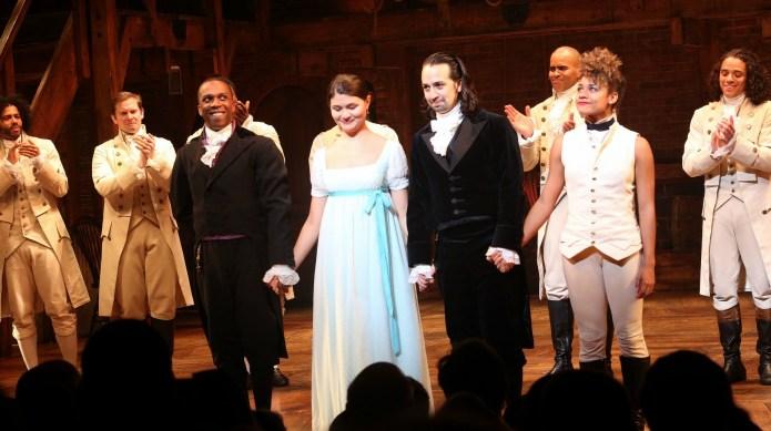 Donald Trump missed the Hamilton cast's