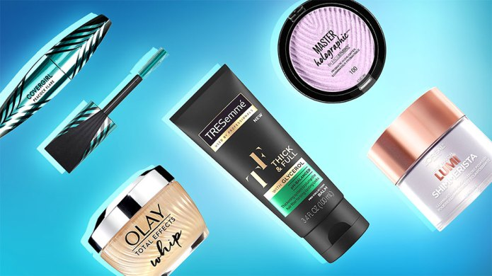 21 New Drugstore Beauty Products You