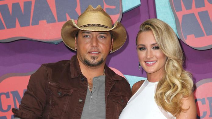 Jason Aldean's kids want nothing to