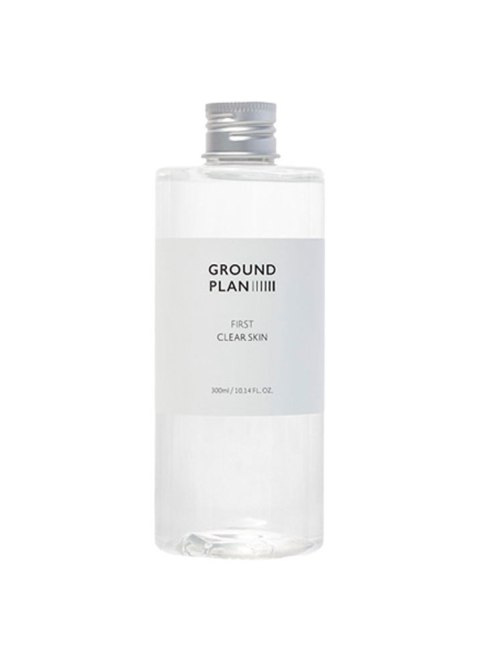 Groundplan First Clear Skin Toner
