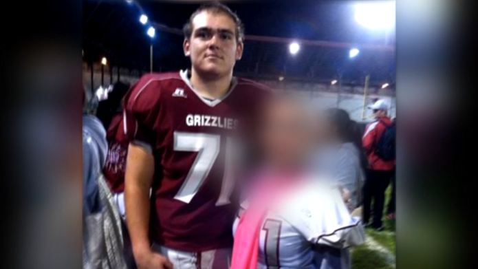 Teen charged with rape continues to