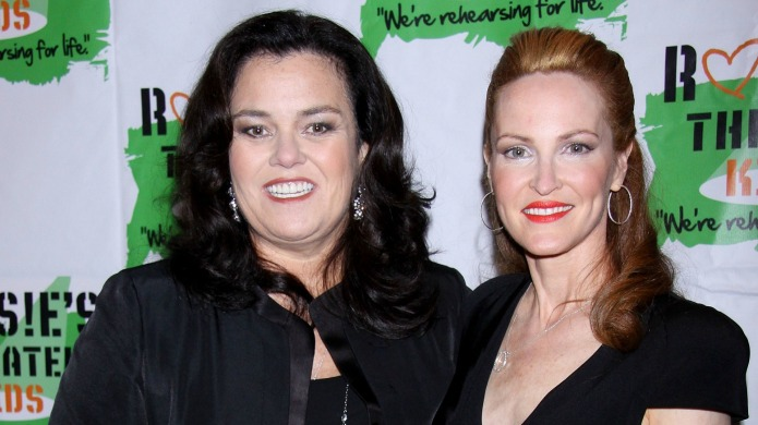 Rosie O'Donnell's divorce takes a bitter