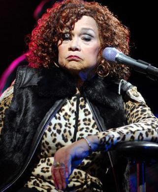 Etta James battles Beyonce