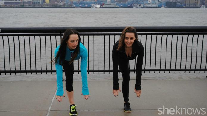 5 Reasons why sister workouts are