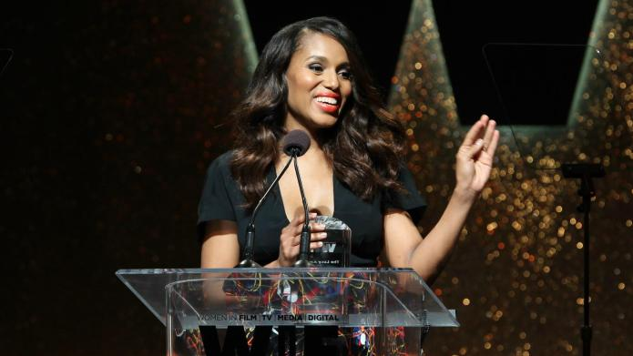 Kerry Washington on work, life as