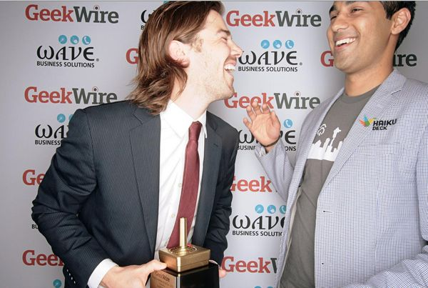 Dan Price Geekwire Award