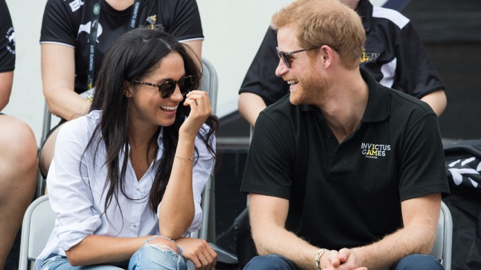 Prince Harry Pined for Meghan Markle