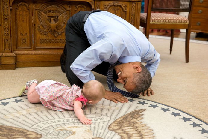 """June 4, 2015 """"At the President's"""
