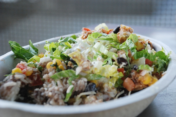 Chipotle breaks its commitment to local