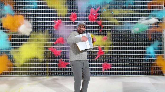 OK Go's 'The One Moment' music