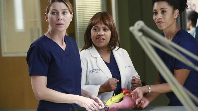 Moms protest Grey's Anatomy's portrayal of