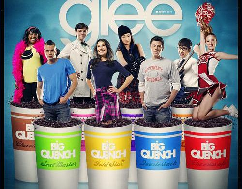 Glee episode three preview