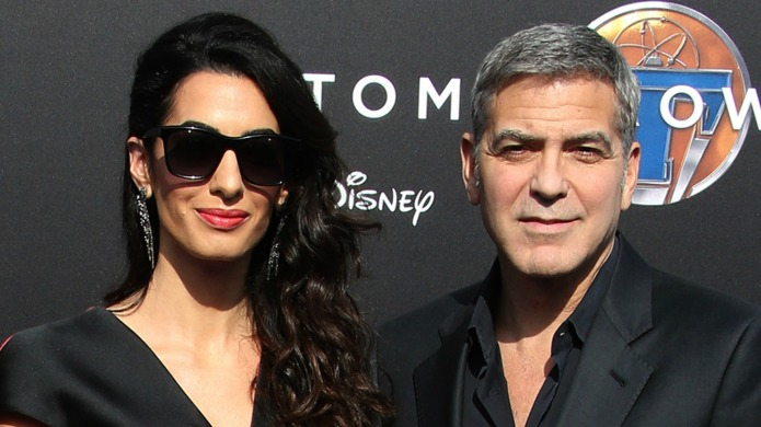 George Clooney explains 'Why I fell