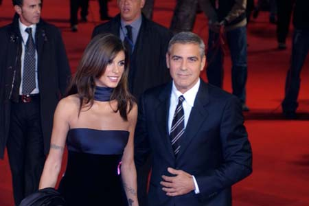 George Clooney turns 50 on May 6